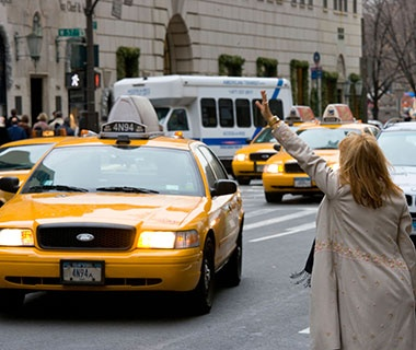 Confessions of a Taxi Driver