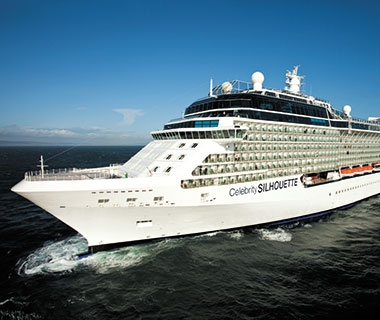 Top Mega Ships No. 1 Celebrity Silhouette