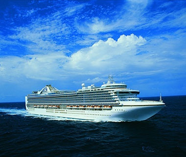 Top Mega Ships  No. 5 Emerald Princess