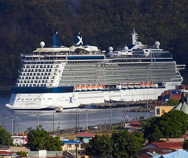 Top Mega Ships  No. 4 Celebrity Equinox