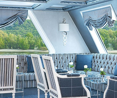 Top River Cruise Ships  No. 4 Uniworld River Ambassador