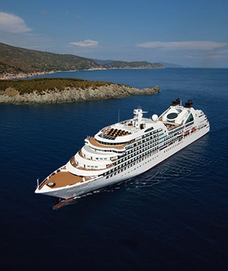 Top Small Ships  No. 1 Seabourn Quest