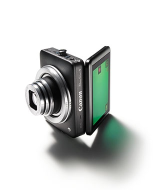 Best Camera Canon PowerShot N