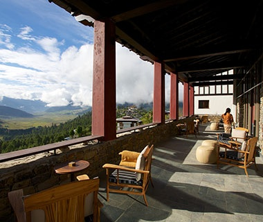Best Hotel, Fewer Than 100 Rooms Gangtey Goenpa Lodge, Gangtey Valley, Bhutan