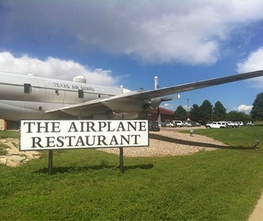 The Airplane Restaurant, Colorado Springs, CO