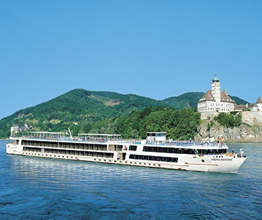 Top River Cruise Ships  No. 2 Viking Prestige