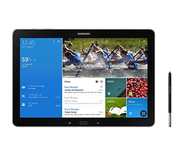 Samsung Galaxy NotePro 12.2-inch Tablet