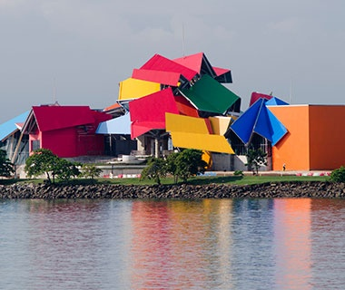 BioMuseo, Panama City