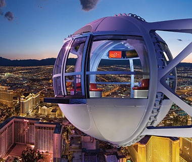 No. 26 High Roller, Las Vegas