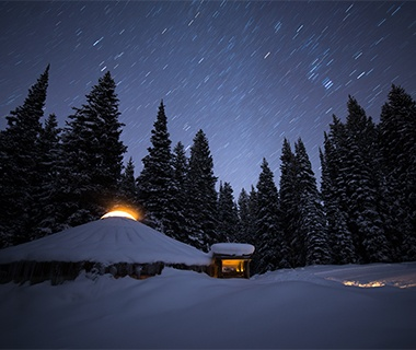The Yurt, Solitude Mountain Resort, UT