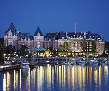No. 10 Fairmont Empress, Victoria, British Columbia, Canada