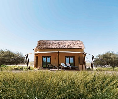 Remote Outpost: Anantara Sir Bani Yas Island Al Sahel Villa Resort, United Arab Emirates