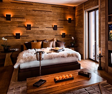 Stylish Ski Resort: Chedi Andermatt, Switzerland