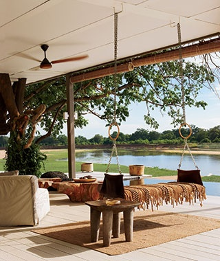 Safari Lodge Reimagined: Chinzombo, Zambia