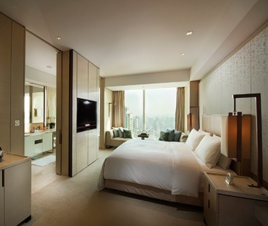 Next-Gen Business Hotel: Conrad Beijing