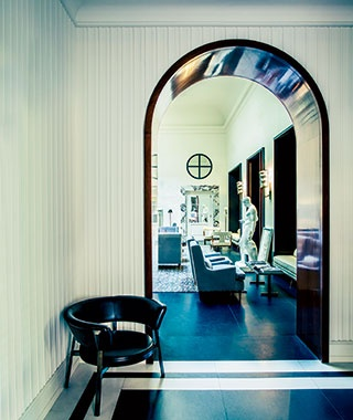 High-Design Haven: J.K. Place Roma