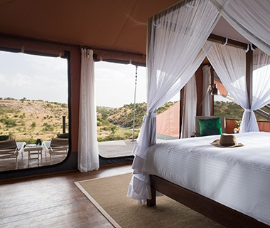 Safari Lodge Reimagined: Mahali Mzuri, Kenya