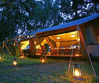 Safari Lodge Reimagined: Mara Toto, Kenya