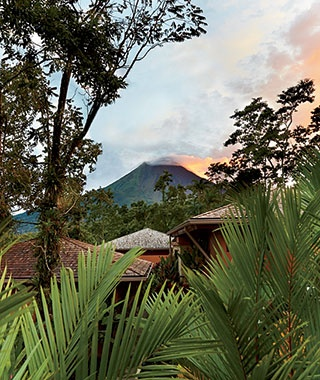 Remote Outpost: Nayara Springs, La Fortuna, Costa Rica