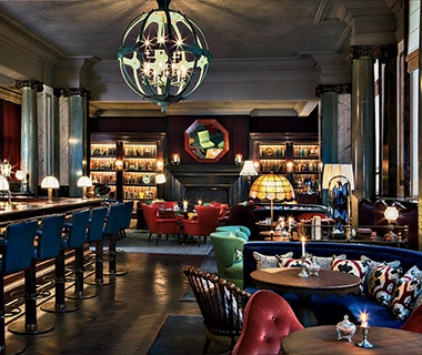 Urban Trendsetters: Rosewood London