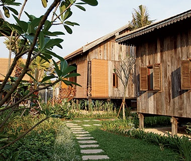 Remote Outpost: Sala Lodges, Siem Reap, Cambodia