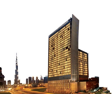 Next-Gen Business Hotel: The Oberoi, Dubai, United Arab Emirates