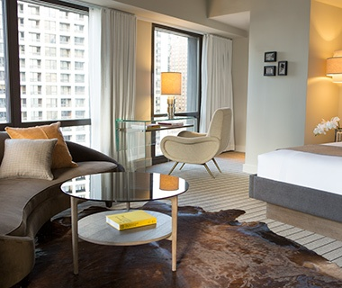 Next-Gen Business Hotel: Thompson Chicago