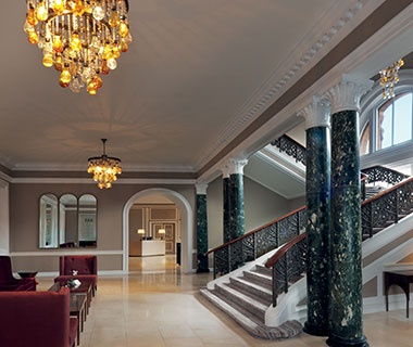 Landmark Reborn: Waldorf Astoria Edinburgh, The Caledonian
