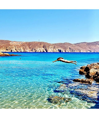 Aegean Sea, Greece
