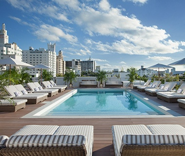 Scene Maker: Redbury Hotel South Beach, Miami Beach
