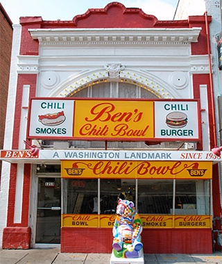 Ben's Chili Bowl, Washington, D.C.