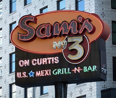 Sam's No. 3, Denver