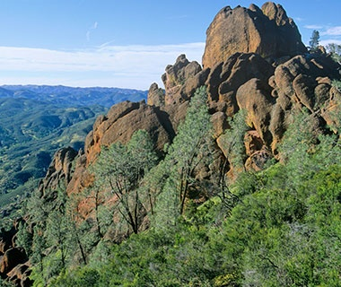 Hiking Pinnacles National Park, CA