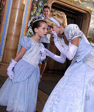 How to Dine with Cinderella