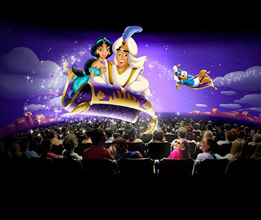 Getting the Best Seat in Theater Attractions