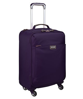 Biaggi Contempo Four-Wheel Spinner Collapsible carry-on luggage