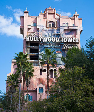 Getting the Best Seat on Tower of Terror