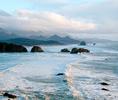 """The Goonies Route,"" Oregon Coast"