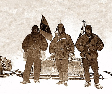 100th Anniversary of Shackleton's Antarctic Expedition, Antarctica