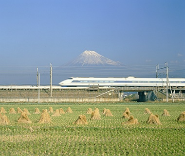 50th Anniversary of the Shinkansen, Japan