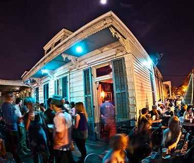 Avenue Pub, New Orleans