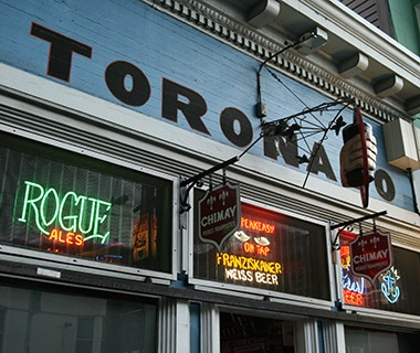 The Toronado Pub, San Francisco