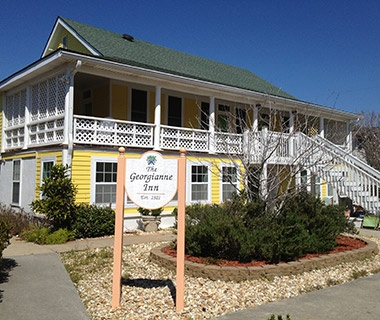 The Georgianne Inn, Tybee Island, GA