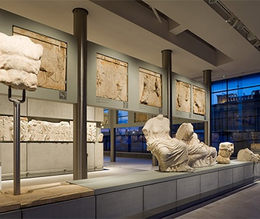 The Acropolis Museum, Athens