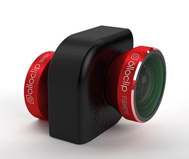 OlloClip 4-in-1 Photo Lens for iPads: Ditch Your Phone