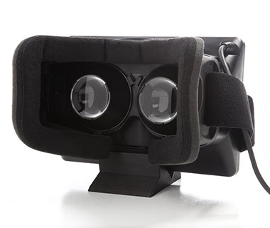 Oculus Rift: Virtual Reality Gets Real