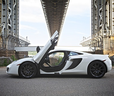 McLaren MP4-12C Gotham Dream Cars, New York City