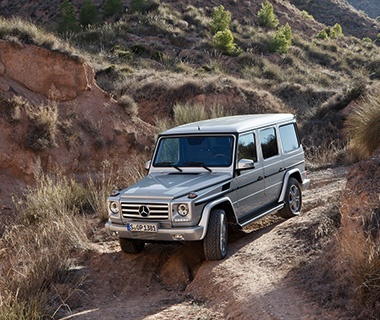 Mercedes-Benz G550 Exotic Car Collection by Enterprise, Palm Springs, Calif.