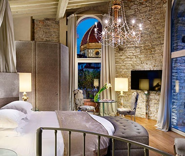 No. 9 Hotel Brunelleschi, Florence, Italy