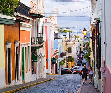 City Tour of Old San Juan
